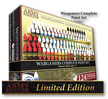 Warpaints: Complete Paint Set (Limited)