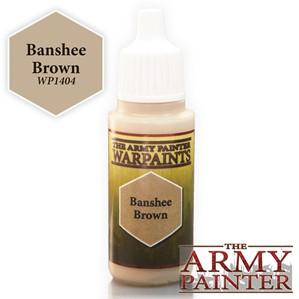 Warpaints: Banshee Brown