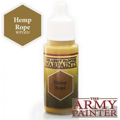 Warpaints: Hemp Rope