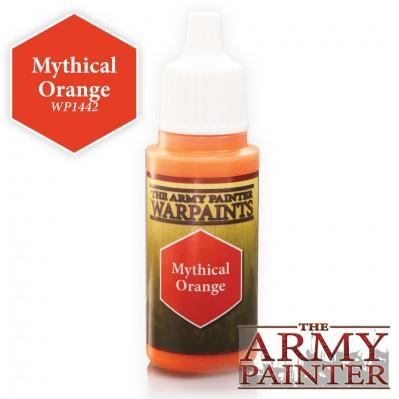 Warpaints: Mythical Orange