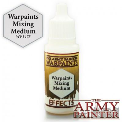 Warpaints: Warpaints Mixing Medium
