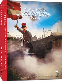 The Campaign For Vicksburg, 1863
