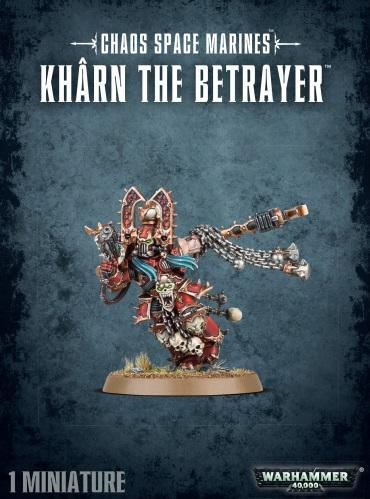 Warhammer 40K: Kharn the Betrayer