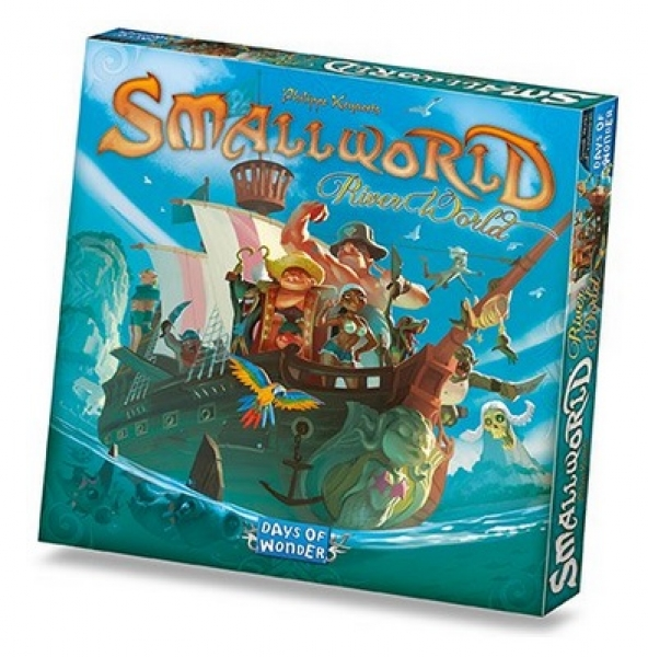 Small World Expansion: River World Expansion