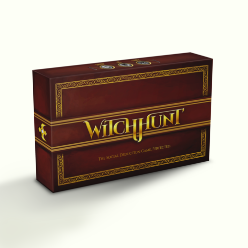 Witch Hunt: The Social Deduction Game, Perfected