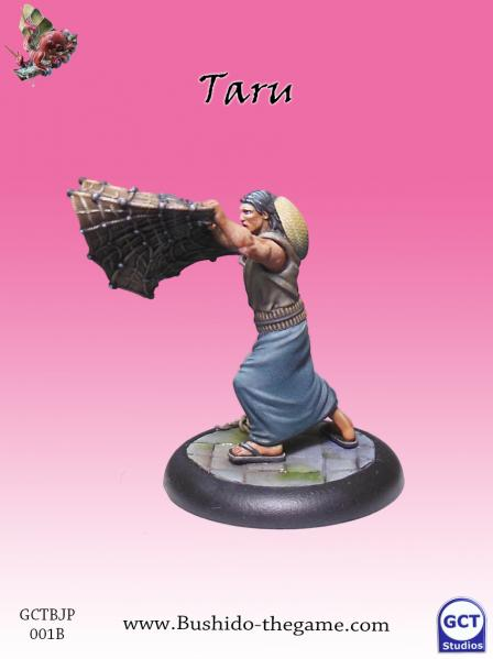Bushido Miniatures: (Jung Pirates) Taru