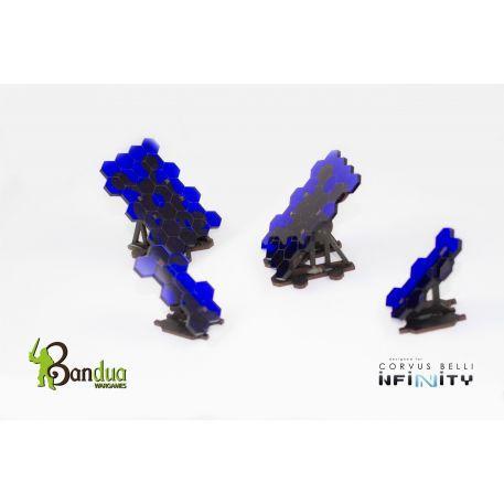 Infinity: (Terrain) Hexagrid Powecells