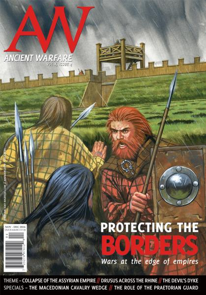 Ancient Warfare Magazine: Volume 10, Issue #4