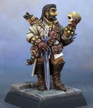 Pathfinder Miniatures: Mavaro, Iconic Occultist