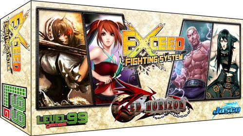 Exceed Fighting System: (Red Horizon) Gabrek & Ulrik vs. Alice & Zoey