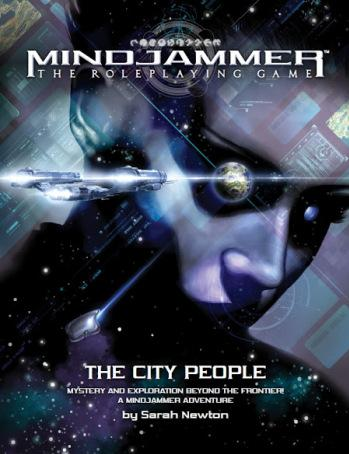 Mindjammer RPG: The City People