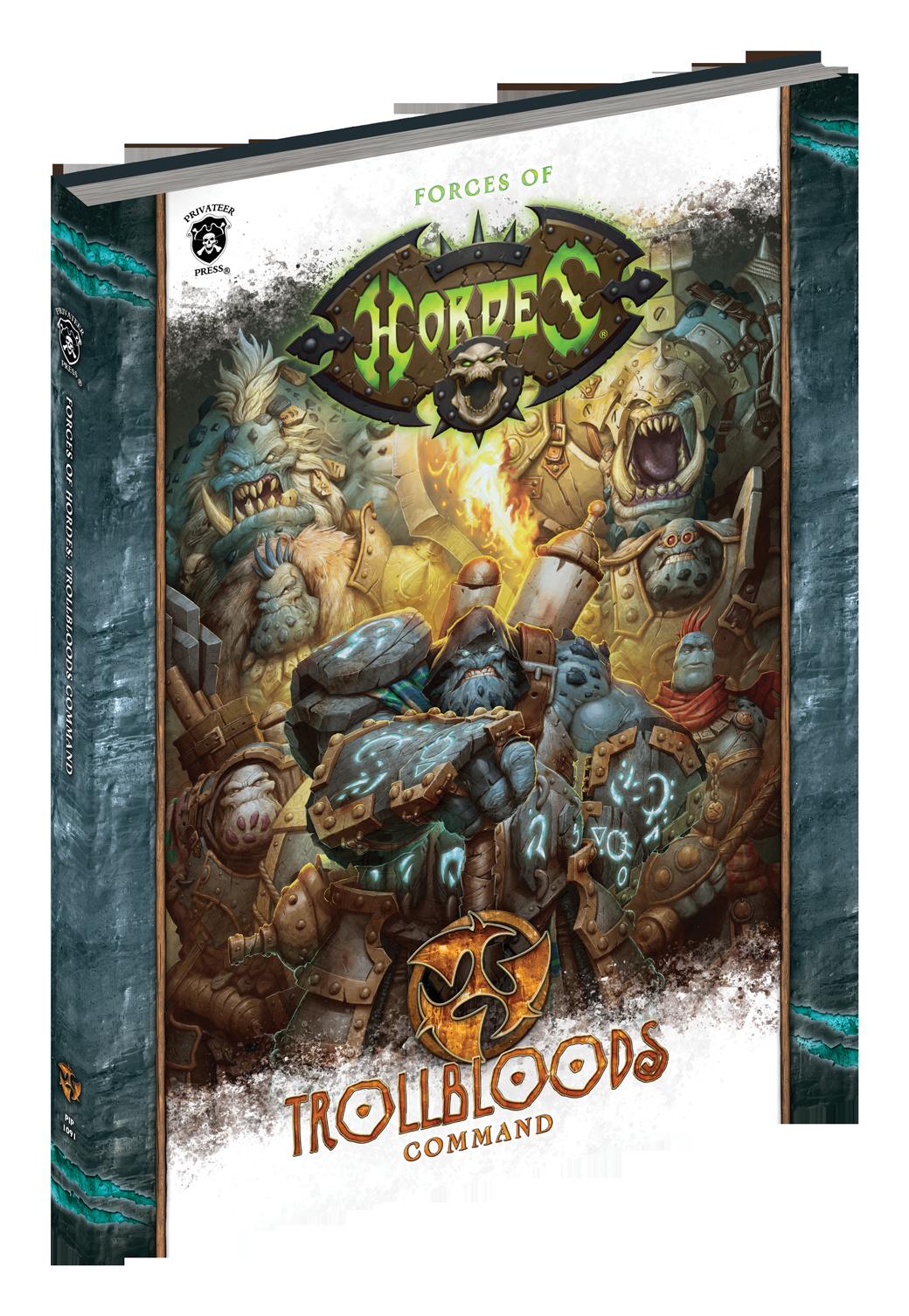 Hordes: Trollbloods Command (HC)
