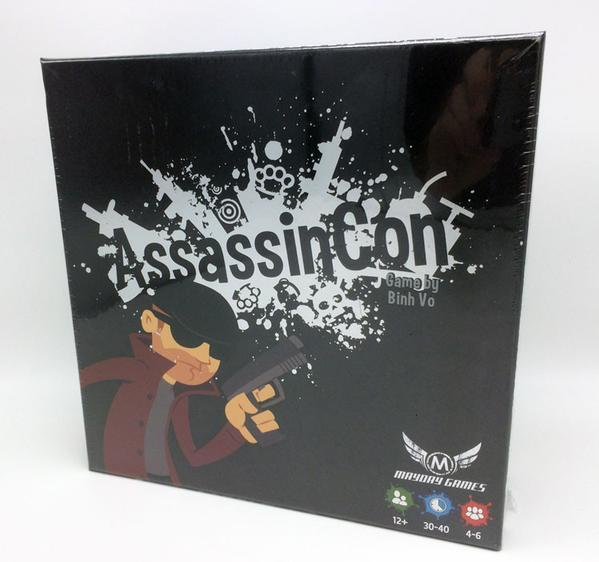 AssassinCon [Limited Edition]