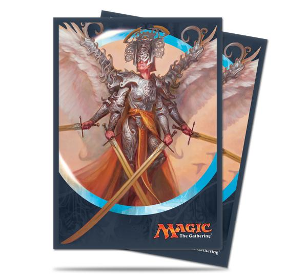 Magic The Gathering: Kaladesh - Angel of Invention Deck Protectors (80)