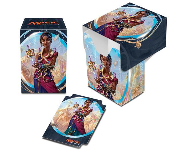 Magic The Gathering: Kaladesh - Saheeli Rai Deck Box