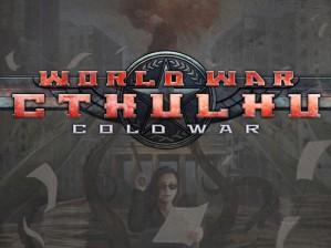 World War Cthulhu: Cold War Core Game