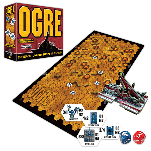 Ogre: 6th Edition
