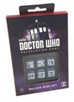 Doctor Who RPG: Deluxe Dice Set