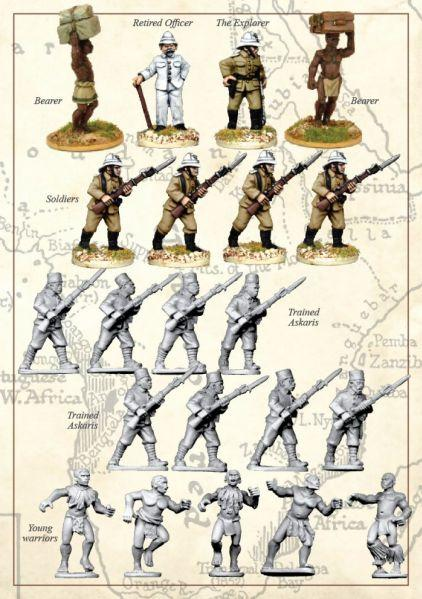 28mm Colonial Africa: The German Expedition