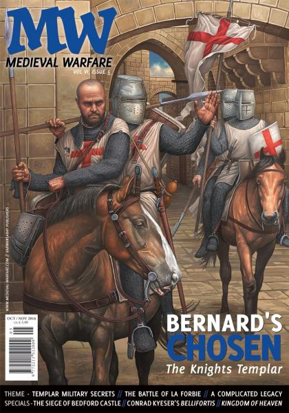 Medieval Warfare Magazine: Volume 6, Issue #5