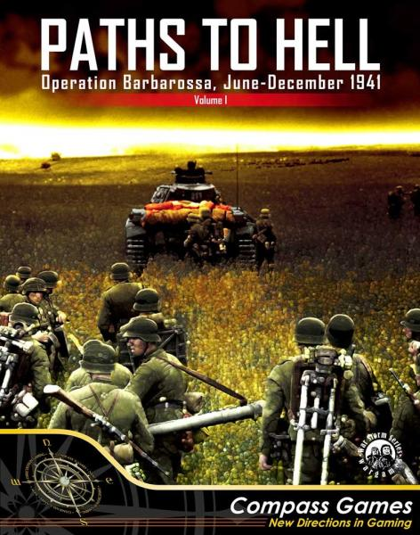 Paths To Hell: Operation Barbarossa June - December 1941