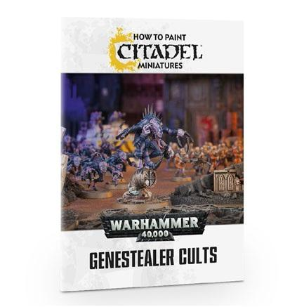 Warhammer 40K: HOW TO PAINT - GENESTEALER CULTS