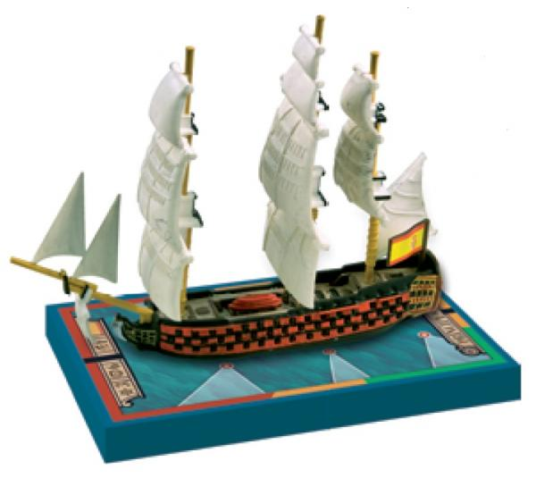 Sails Of Glory: Principe De Asturias 1794/San Hermenegildo 1789
