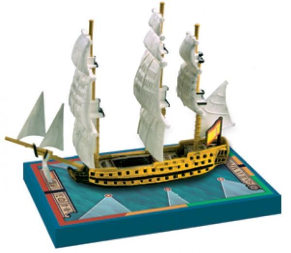 Sails Of Glory: San Juan Nepomuceno 1766/San Francisco De Asis 1767