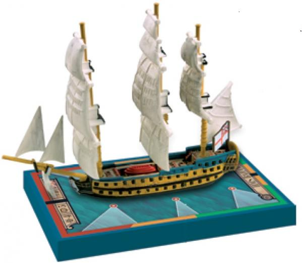 Sails Of Glory: HMS Bahama 1805/HMS San Juan 1805