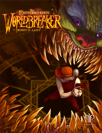 The Esotterorists RPG: Worldbreaker (Adventures)
