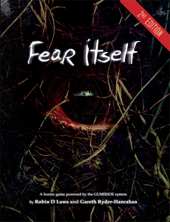 Fear Itself RPG, 2nd Edition Rulebook