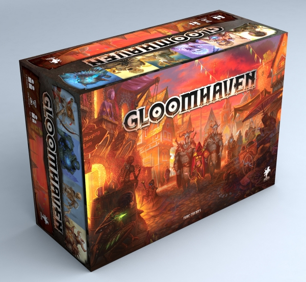 Gloomhaven: Core Game