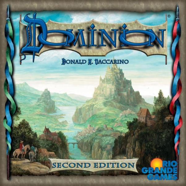 Dominion: Core Game [2nd Edition]