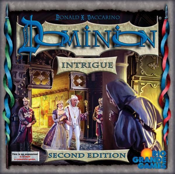 Dominion: Intrigue [2nd Edition]