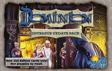 Dominion: Intrigue Update Pack [2nd Edition]