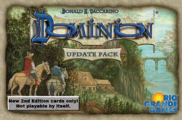 Dominion: Core Game Update Pack [2nd Edition]
