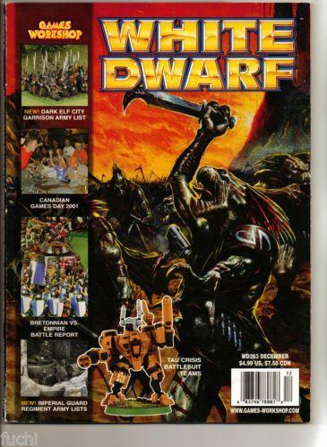 White Dwarf  #263