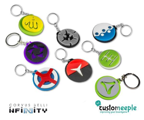 Infinity: (Key-Ring) Haqqislam (1)