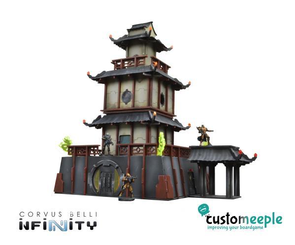 Infinity: (Terrain) Forbidden Palace