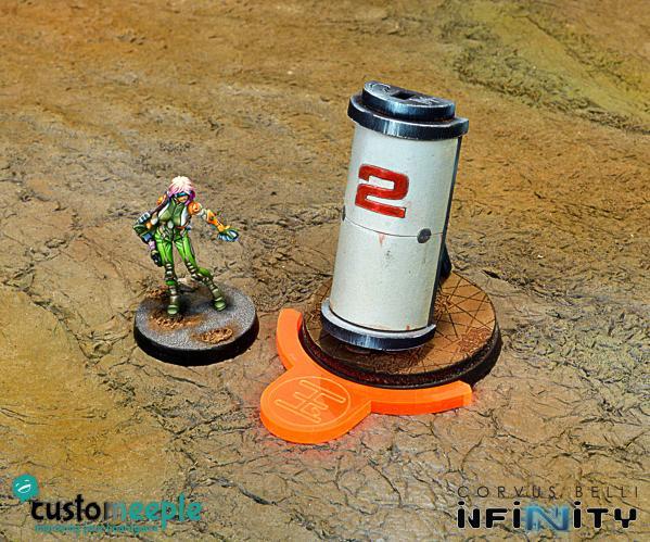 (Control Objective Marker) Nomads