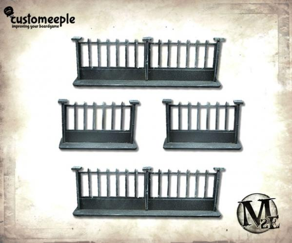 Malifaux: Dollhouse Fences Extension