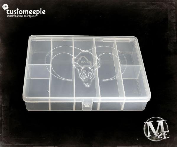 Malifaux: (The Guild) Storage Box