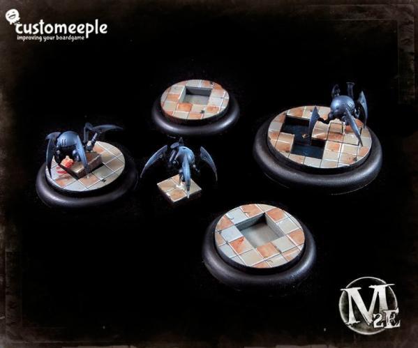 Malifaux: Ramos Arachnids Base Gadget