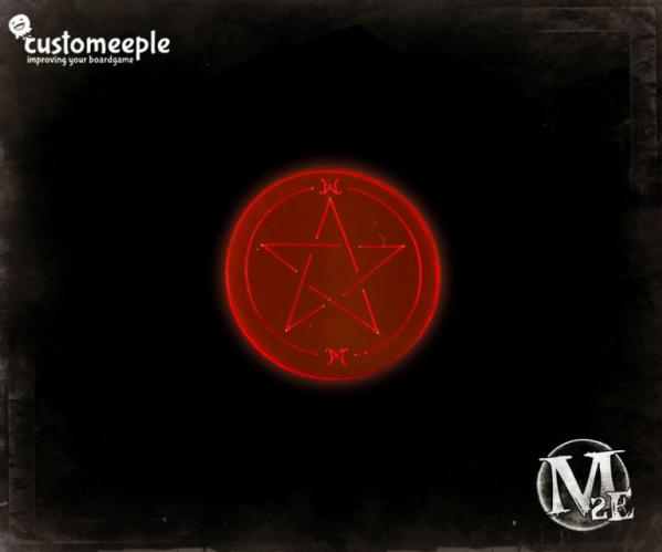 Malifaux: Paranormal Token (1)