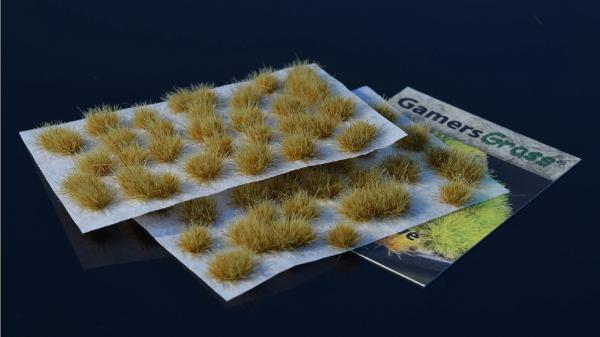Gamer's Grass Dry 6mm Tufts Wild