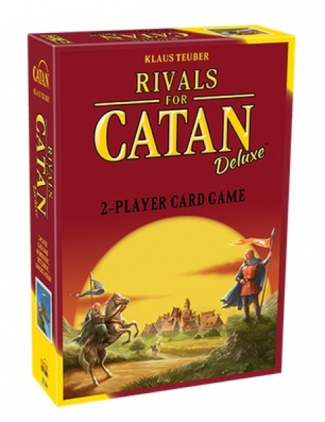 Rivals for Catan: Deluxe Game