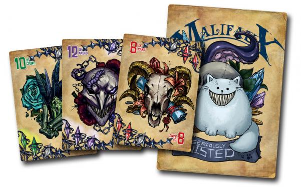 Malifaux: Twisted Fate Deck