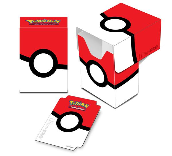 Pokemon CCG: Pokeball Deck Box