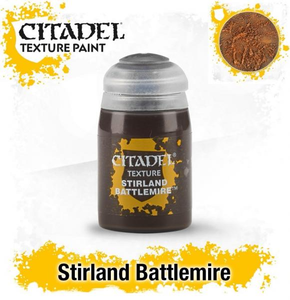 Citadel Texture Paints: STIRLAND BATTLEMIRE (24ML)