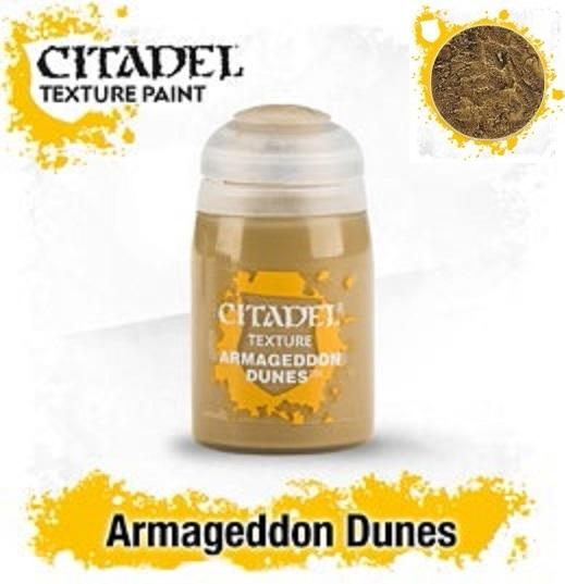 Citadel Texture Paints: ARMAGEDDON DUNES (24ML)